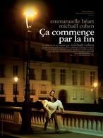 """""""Ca commence par la fin"""" Aujourd'hui au cinema"""