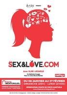 """""""Sex&love.com"""" quand la libido n'est plus un tabou, le nouveau spectacle de Nathalie Cougny au Théâtre Montorgueil"""