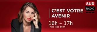 Trina Mac Dinh : animatrice, chroniqueuse Tv & Radio, membre de casting.fr elle vous propose une renconrte sur son plateau !
