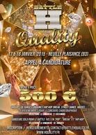 H Quality partenaire de Casting.fr recherche Danseurs et danseuses de danses urbaines