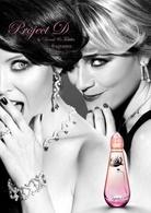 Dannii Minogue a lancé trois parfums à mélanger!
