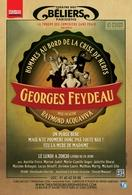 """""""Hommes au bord de la crise de nerfs"""" de Georges Feydeau"""