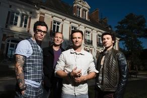 Mission Control, le nouveau groupe de David Hallyday en live le temps d'une soirée pour les membres de Casting.fr
