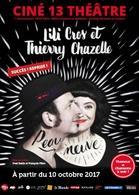 Riez en musique avec Peau Neuve de la charmante Lili Cros et du charismatique Thierry Chazelle au Ciné 13 théâtre