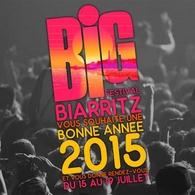 Casting.fr vous invite à Biarritz pour le Big Festival, alors venez vibrer au son de la musique