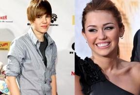 Miley Cyrus et Justin Bieber en duo ?