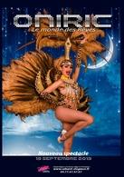 Frédérick Arno, nous ouvre les portes de son merveilleux Cabaret Elégance et son nouveau spectacle ONIRIC