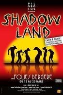 Le spectacle Pilobolus ShadowLand aux Folies Bergères !