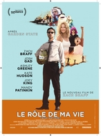"""Scénariste, réalisateur et acteur Zach Braff revient avec """"Le rôle de ma vie"""". un film poétique et touchant"""