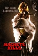 Lady Gaga bientôt au cinéma dans Machete Kills !