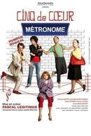 """""""Cinq De Coeur"""" mis en scène par le talentueux Pascal Legitimus au Théâtre Rive Gauche !"""