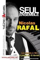 Nicolas Rafal, un dandy déchaîné dans Seul Ensemble