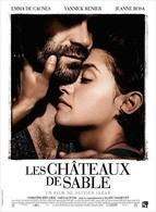 Emma De Caunes en tête d'affiche pour la sortie du film: Les Châteaux de sable