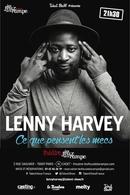 Lenny Harvey : Ce que pense la rédac'
