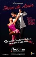 Tierra de Amor, un spectacle dansant et coloré pleine de vie