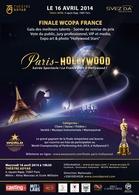 Participez au plus grand concours international Paris-Hollywood !