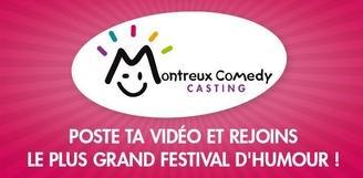Après le succès des deux premières éditions, le Montreux Comedy Casting revient !