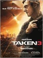Ce soir en exclusivité participez à l'avant-première de Taken 3 grâce à Casting.fr