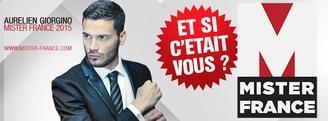 L'élection Mister France 2016 approche: casting.fr est partenaire