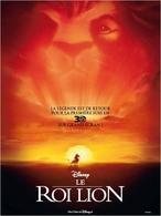 """Le film """" Le Roi Lion"""" en 3D au cinéma le 11 avril !"""