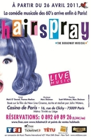 Hairspray au Casino de Paris!