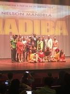 Casting.fr était au showcase de la comédie musicale Madiba. On vous raconte tout !