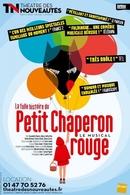 La folle histoire du petit chaperon rouge, un tourbillon de douceur et de drôleries rythmé par enfants comme parents !