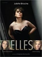 """Gagnez vos places de cinéma pour le film """"Elles"""" sur Casting.f"""