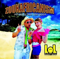 """Zoukafricanism, """"My Body sur ton Body"""" le nouveau tube zouk de l'été 2012 !"""