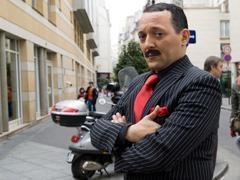Confession du comédien Arsène Mosca compère de Jean Dujardin pour Casting.fr