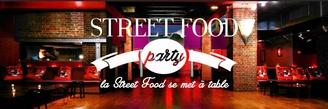 La Street Food Party : le nouveau lieu de rendez-vous tendance et inédit sur Paris.