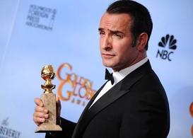 Jean Dujardin, Meilleur acteur comique aux Golden Globes !