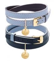 """Les nouveaux bracelets en Cuir de la marque """"Lilou"""" juste pour vous les filles !"""