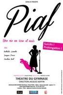 """""""Piaf, une vie en rose et noir"""", un spectacle poignant en hommage à une grande dame !"""