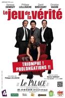 """""""Le Jeu de la vérité"""" la pièce à succès de Philippe Lellouche"""