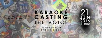 Pour la fête de la musique, The Voice organise un grand casting au Réservoir, alors soyez prêts !