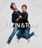 Kevin et Tom sur la scène du Point Virgule pour vous présenter leur nouveau spectacle