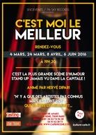 Casting.fr vous offre la possibilité de participer à l'émission: C'est moi le meilleur