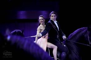 """""""Les Folies Gruss"""", un spectacle équestre fabuleux !"""