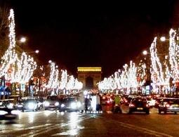 Émerveillez-vous sur les Champs Elysées !