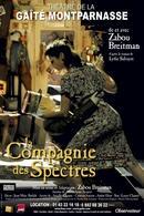 La compagnie des Spectres avec Zabou Breitman au théâtre de la Gaité!