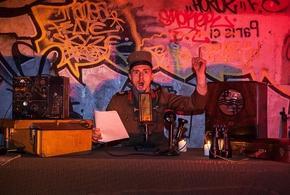 """Résistants de la nuit vous êtes convoqués le 16 novembre au """"The Victorious Shelter"""" dans le bunker le plus secret de Paris !"""