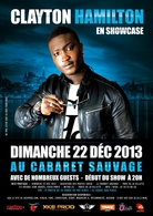 """""""Clayton Hamilton"""" le globe-trotter musical en concert le 22 décembre au Cabaret Sauvage !"""