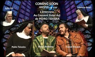 L'interview de Pedro TEIXEIRA Partie 1 !