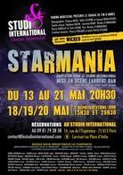 Venez découvrir la Comédie Musicale StarMania du Studio International !