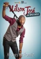 Nilson José vous fait découvrir la famille la plus dingue de France à partir du 29 juillet au théâtre Point-Virgule