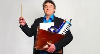 """""""Alain Bernard dans piano Rigoletto""""! Un spectacle qui allie l'humour à la musique... Courrez-y!"""