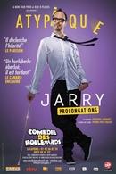 """""""Jarry Atypique"""" un artiste décalé et hilarant, actuellement à la comédie des boulevards !"""