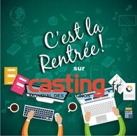 Casting.fr prépare sa rentrée pleine de surprises, c'est l'occasion de concrétiser vos rêves de carrière artistique !
