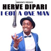 """""""I got a one man"""", le one man show plein de fraîcheur d'Hervé Dipari au Théâtre de la Gaîté Montparnasse"""